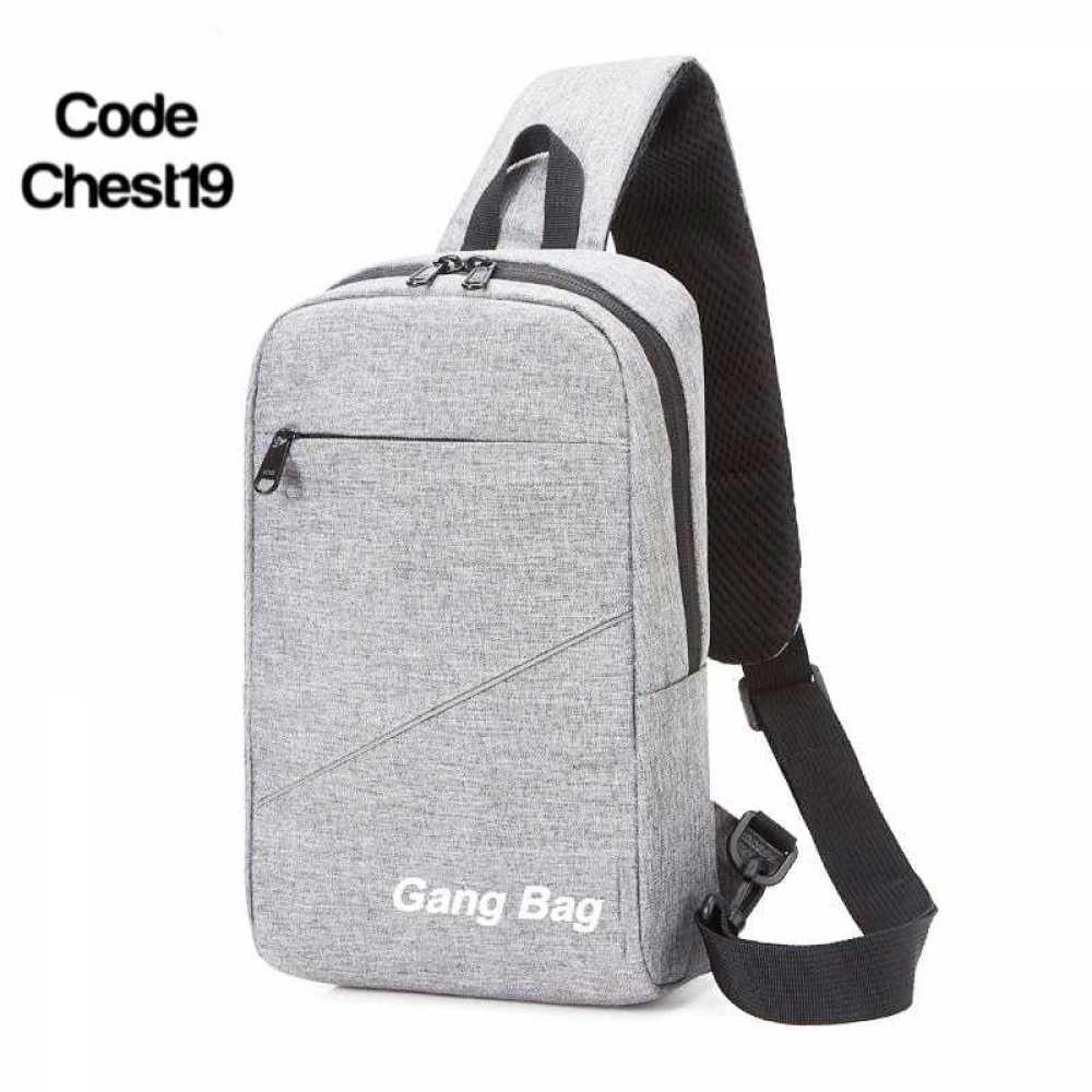 Gang bag croos-backpack